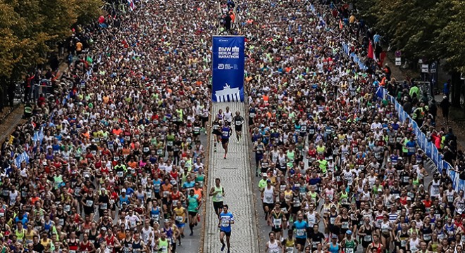 Berlin ve New York Maratonuna  Covid-19  engeli!