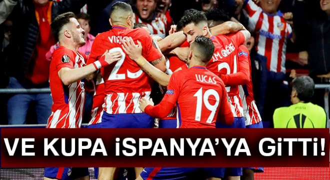 Kupa Atletico Madrid in